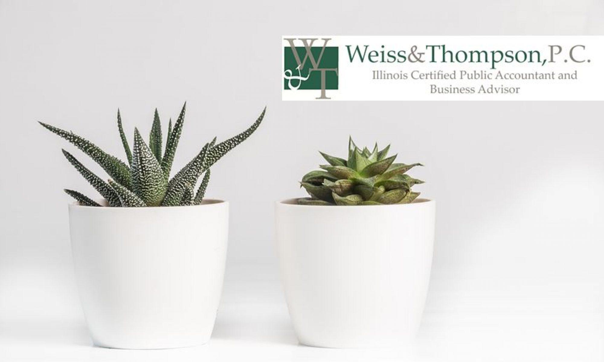 Weiss & Thompson, P.C.